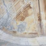 Restauro di decirazioni murali- prima