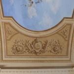 Restauro di decirazioni murali- dopo