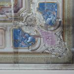 Restauro di soffitto dipinto XIX - primas