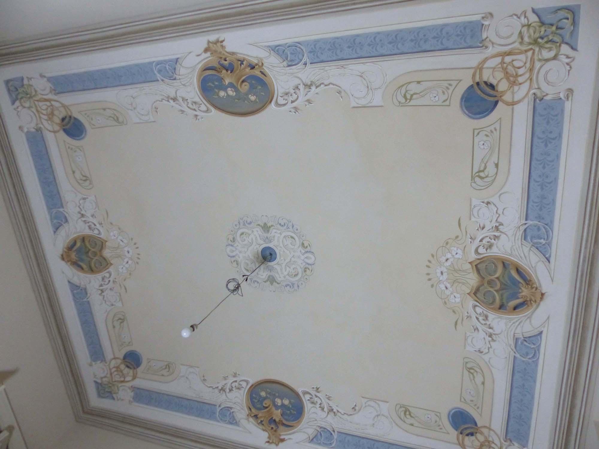 Decorazioni Per Soffitti A Volta : De maria & torre u2013 alta decorazione u2013 galleria immagini