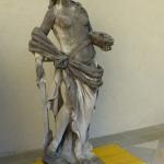 Restauro di Scultura Lapidea - Prima
