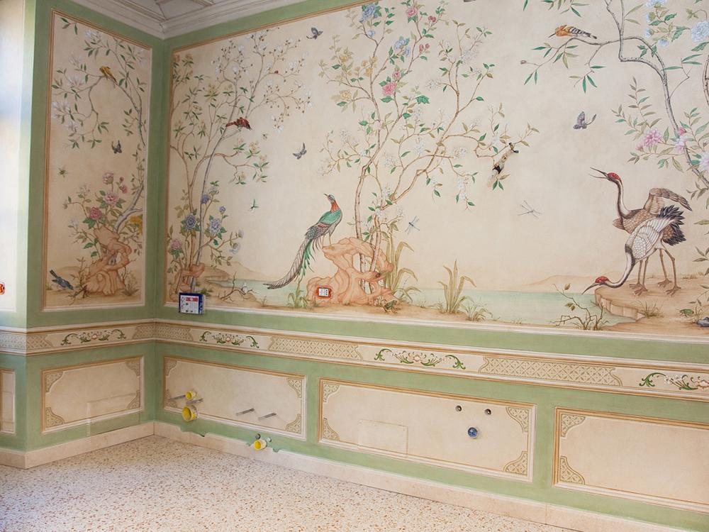 De maria torre alta decorazione galleria immagini - Decorazioni pittoriche ...