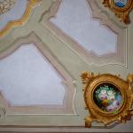 Restauro di Soffitto Decorato a Tempera - Dopo