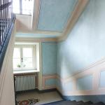 Cornici e Boiserie dipinti a Trompe-l'Oeil