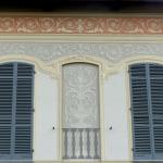 Facciata Dipinta: Stucchi e Graffiti Trompe-l'oeil
