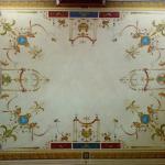 Soffitto Dipinto a Grottesca