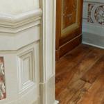 Cornice Dipinta a Trompe-l'Oeil